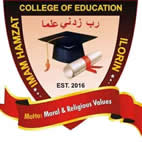 Imam Hamzat College of Education, Ilorin